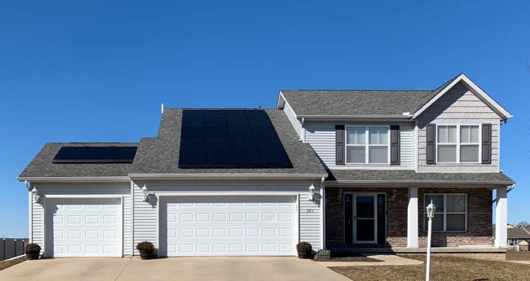 Solar Panels For Your Home, Champaign, IL