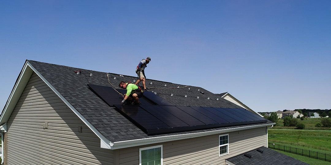 Solar Installation, Rockford, IL