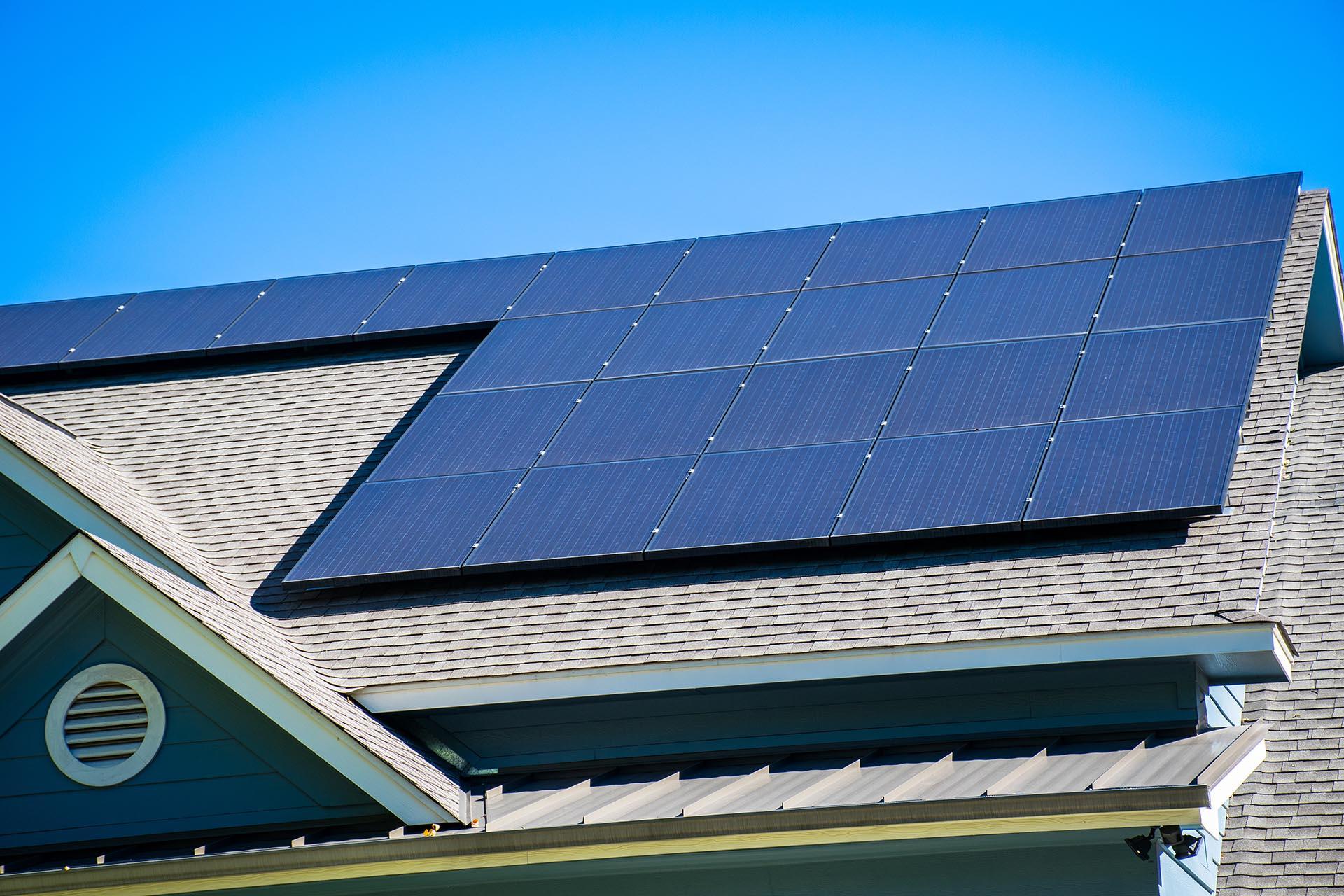 summit solar panels