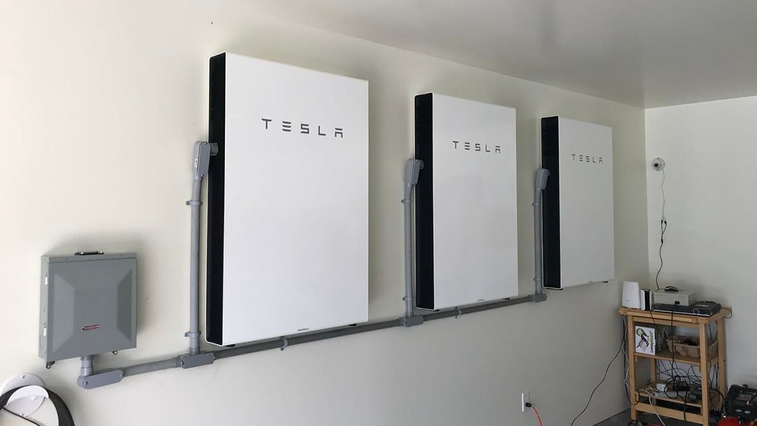 Battery Storage for Solar System