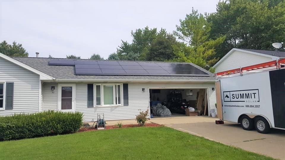 Solar Energy System Bloomington, IL