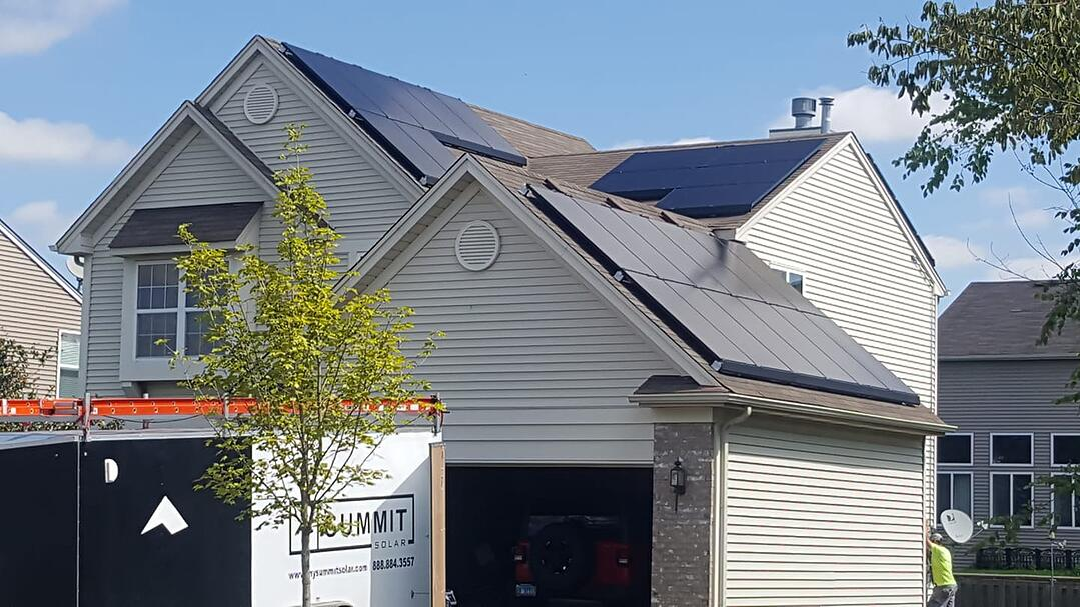 Solar Power System Chicago, IL
