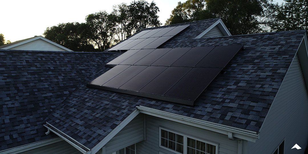 Increase Your Curb Appeal with Black-on-Black Solar Panels